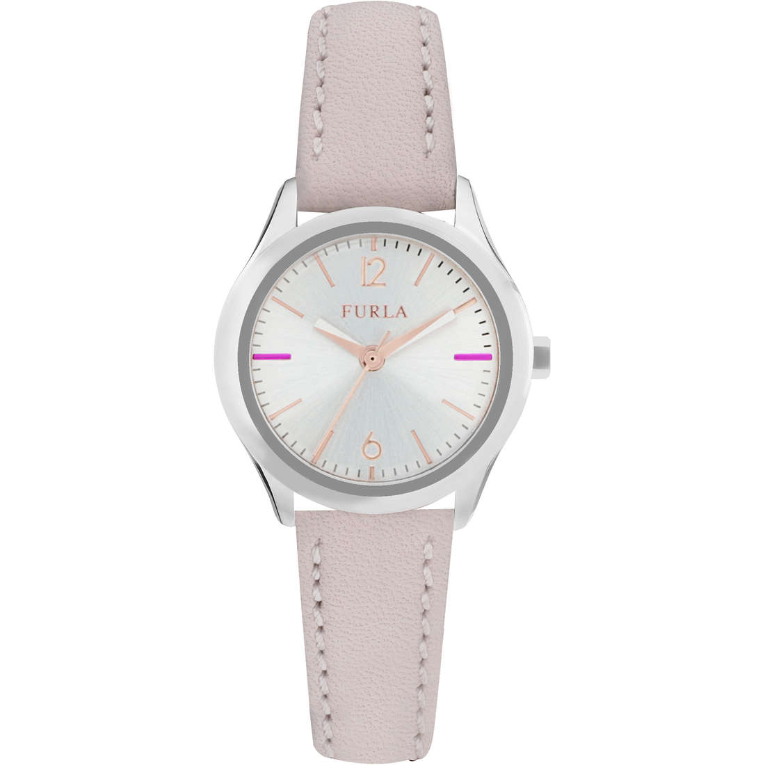 watch only time woman Furla Eva R4251101508