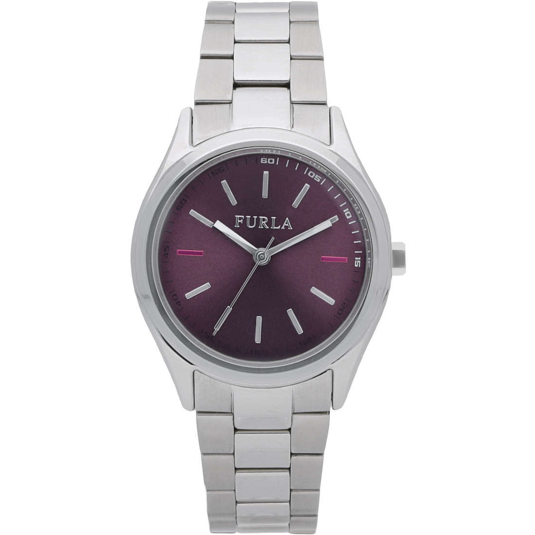watch only time woman Furla Eva R4253101504