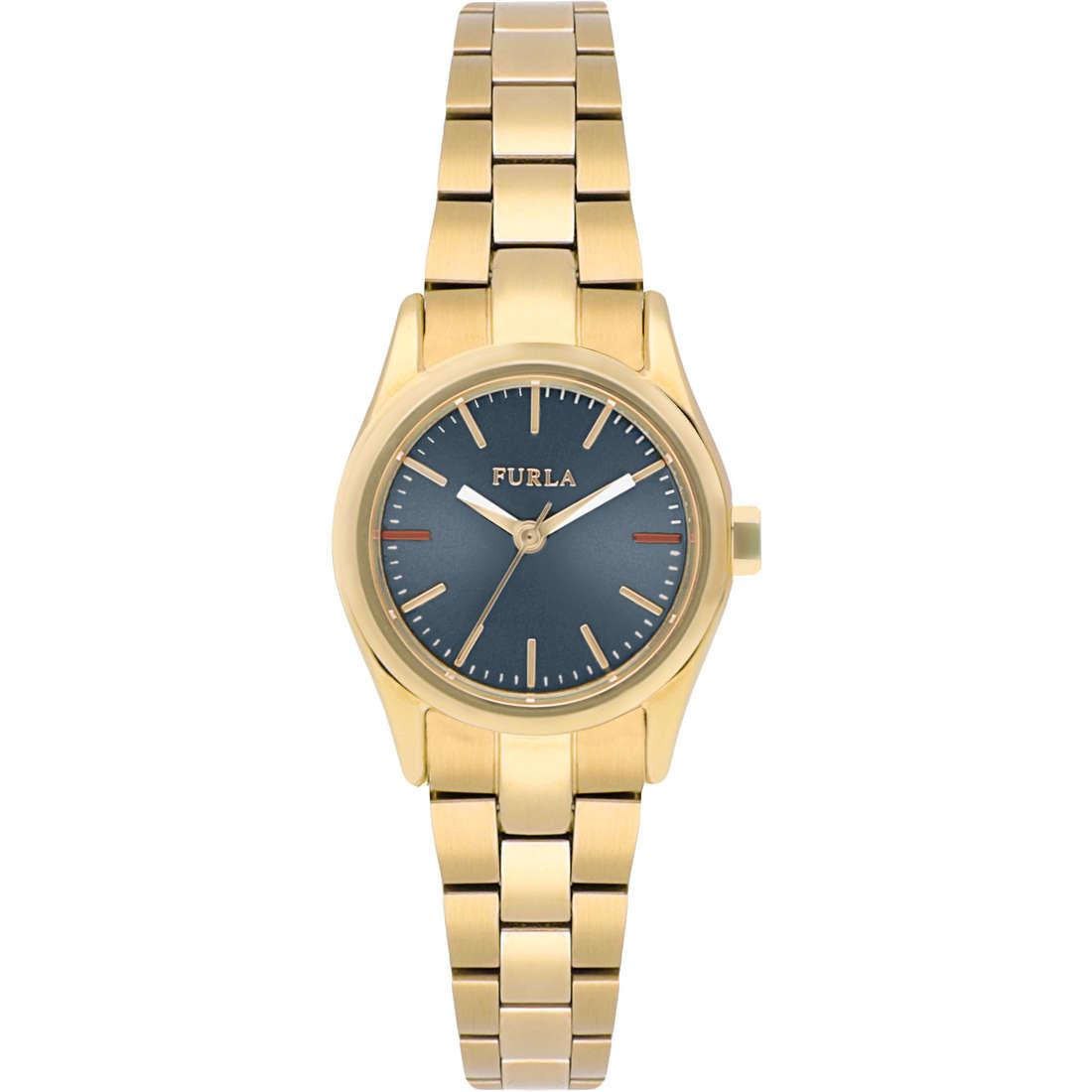 watch only time woman Furla Eva R4253101507