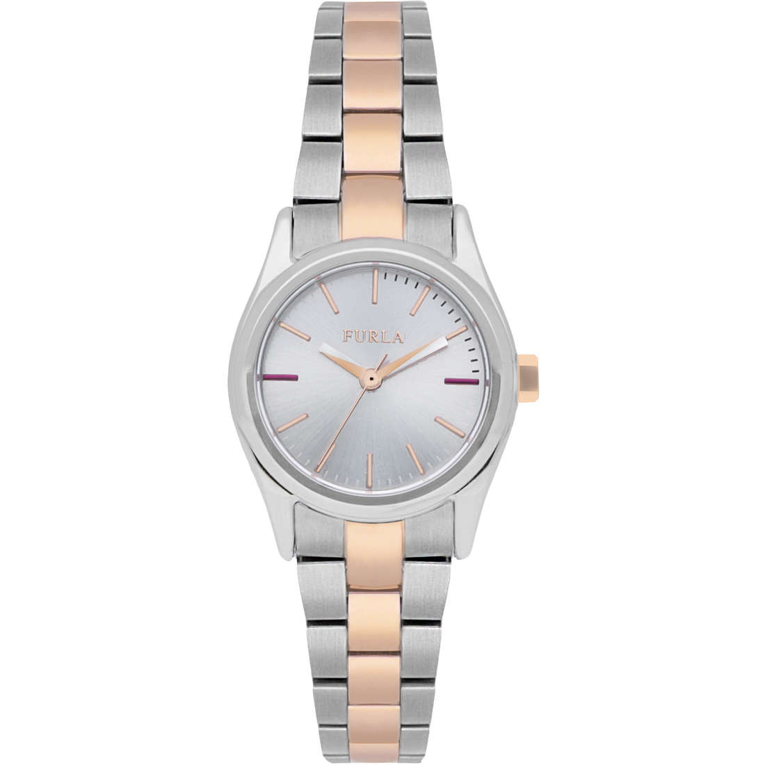 watch only time woman Furla Eva R4253101518