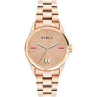 watch only time woman Furla Eva R4253101532