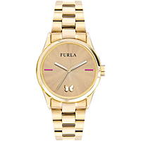 watch only time woman Furla Eva R4253101533