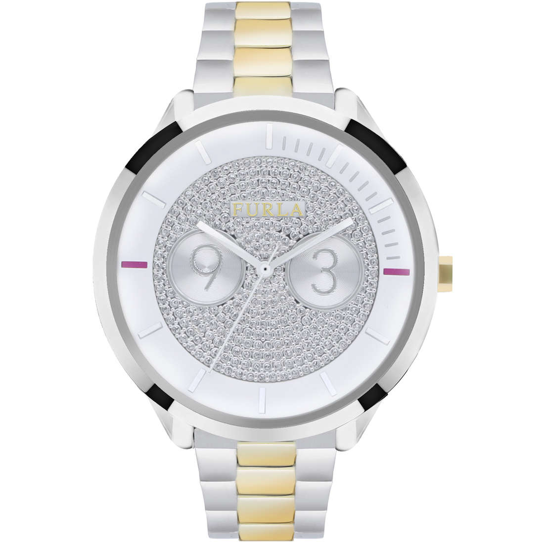 watch only time woman Furla Furla R4253102515
