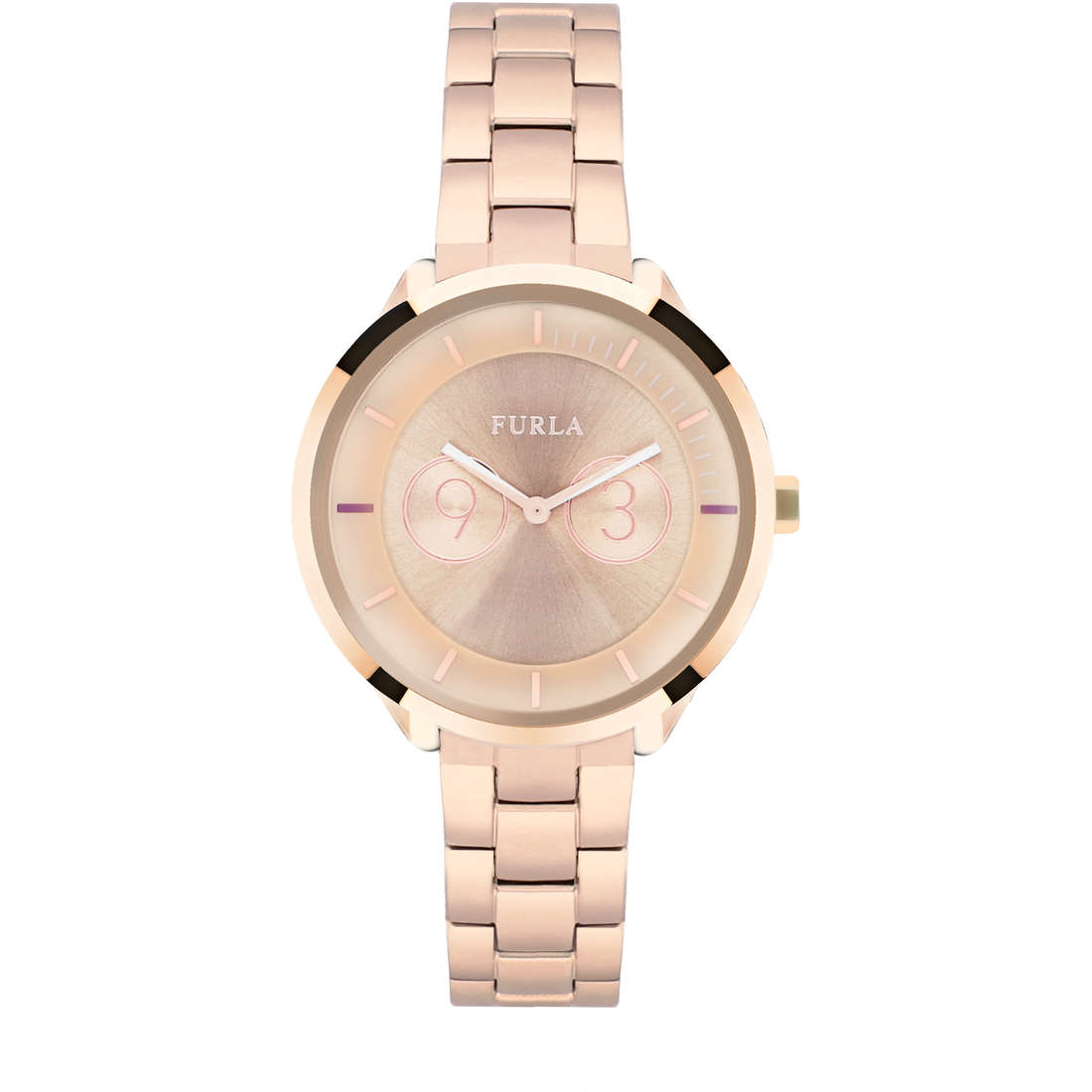 watch only time woman Furla Furla R4253102518