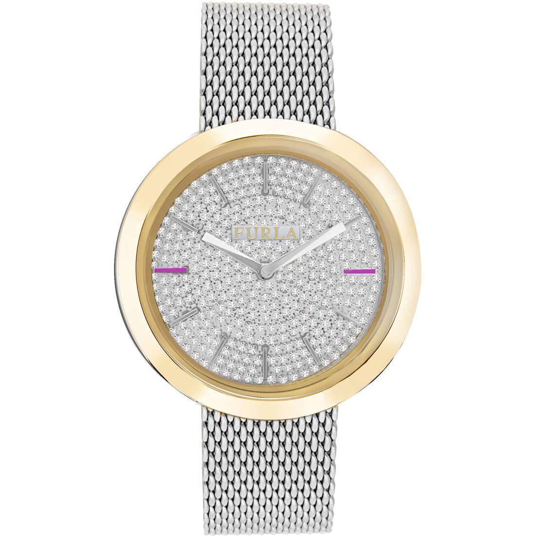 watch only time woman Furla Furla R4253103503