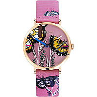 watch only time woman Furla Giada R4251108508