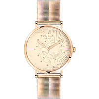 watch only time woman Furla Giada R4253108501