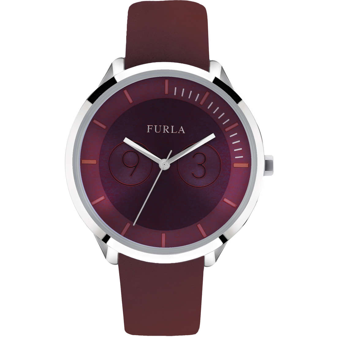 watch only time woman Furla Metropolis R4251102505