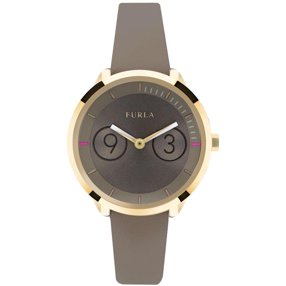 watch only time woman Furla Metropolis R4251102510