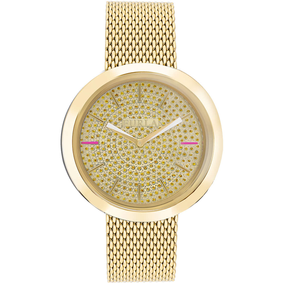 watch only time woman Furla Valentina R4253103501