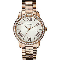 watch only time woman Guess Allure W0329L3