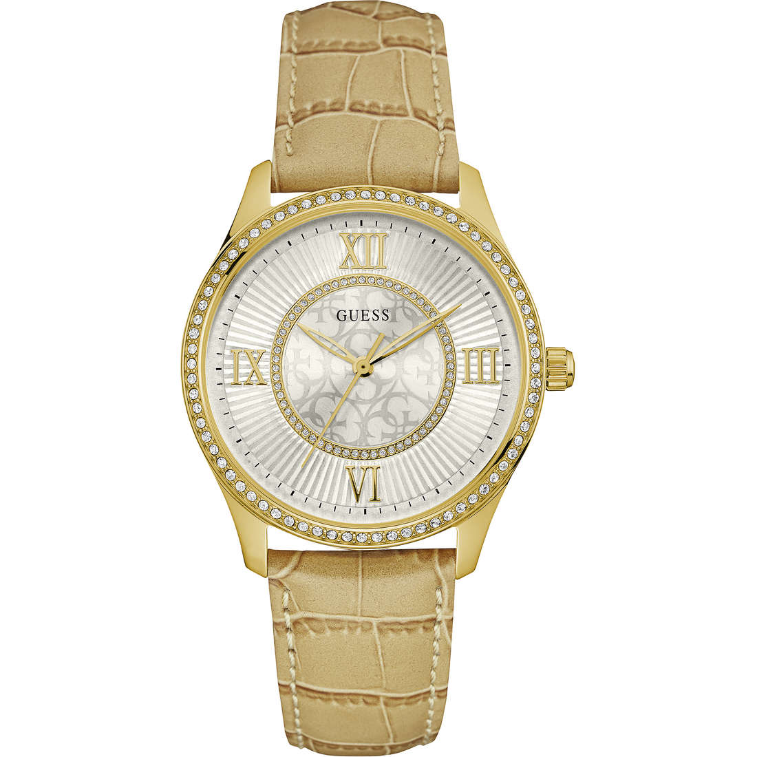 watch only time woman Guess Broadway W0768L2