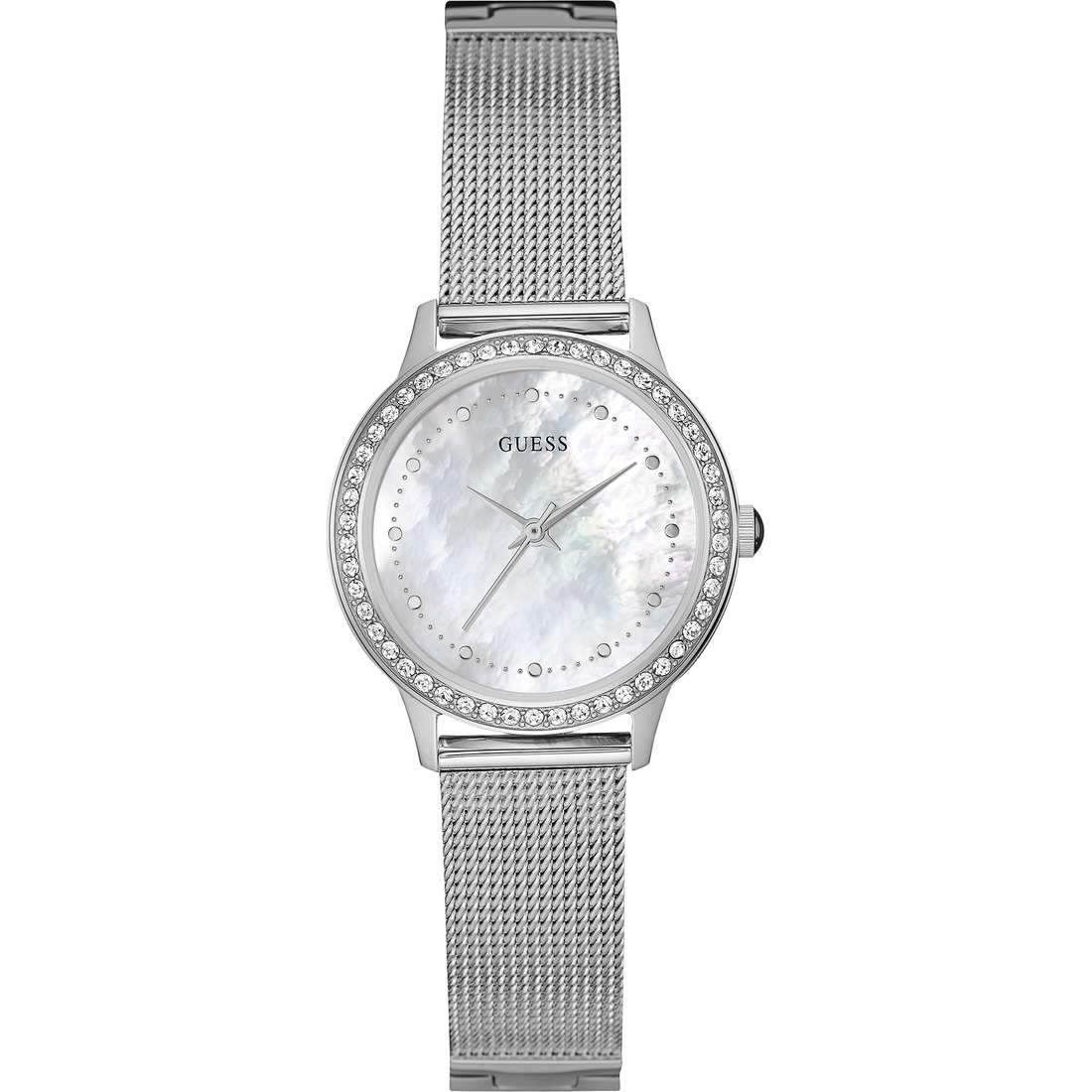 watch only time woman Guess Chelsea W0647L1