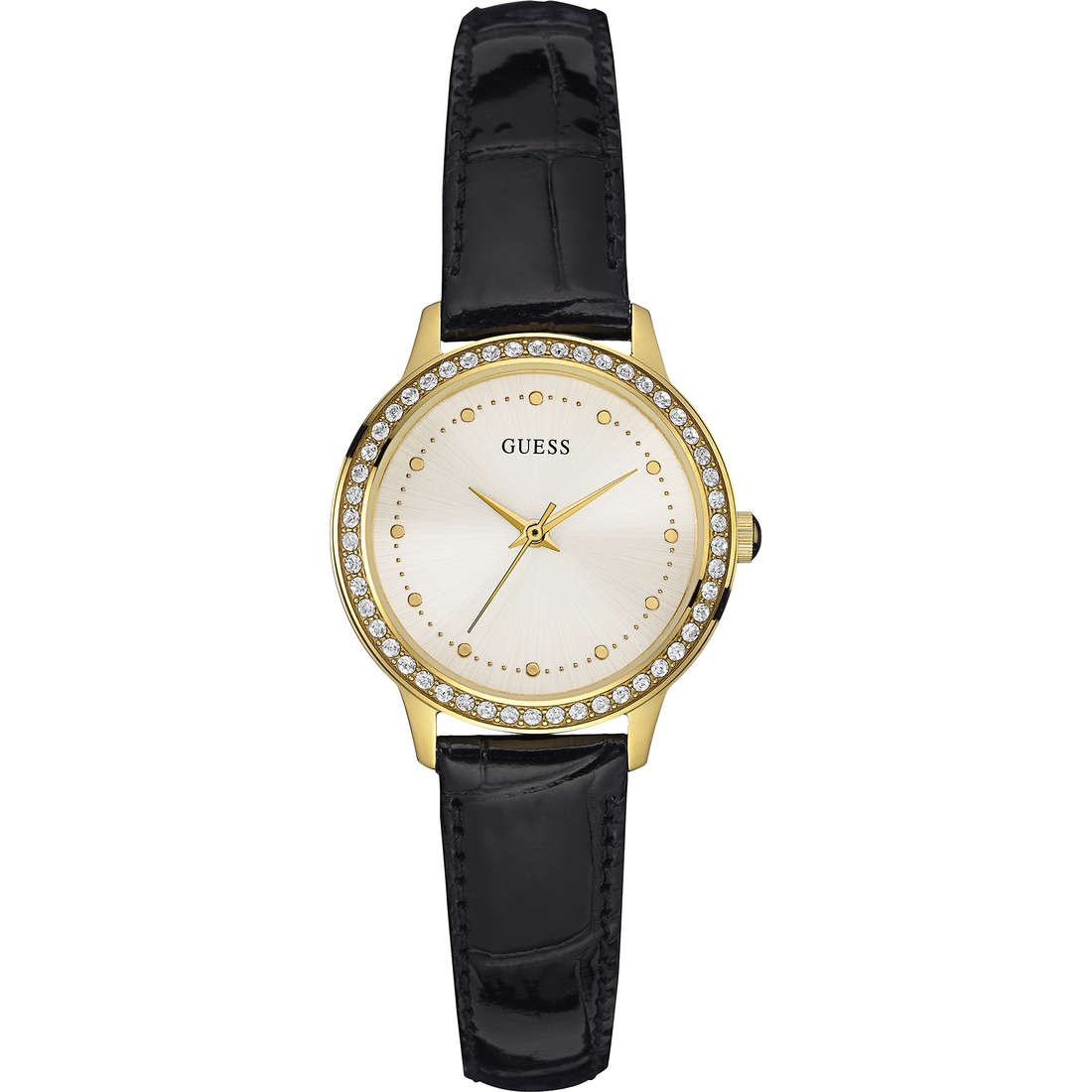 watch only time woman Guess Chelsea W0648L1