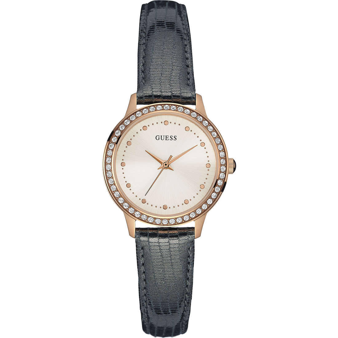 watch only time woman Guess Chelsea W0648L2
