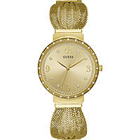 watch only time woman Guess Chiffon W1083L2