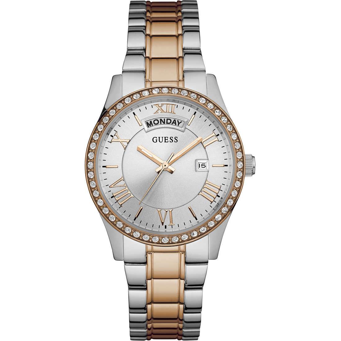 watch only time woman Guess Cosmopolitan W0764L4