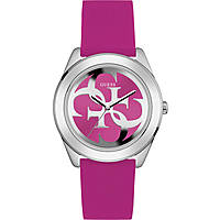 watch only time woman Guess G Twist W0911L2