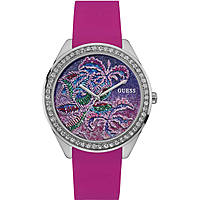 watch only time woman Guess Getaway W0960L1