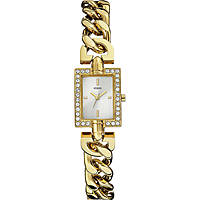 watch only time woman Guess Glamour Chain W0540L2