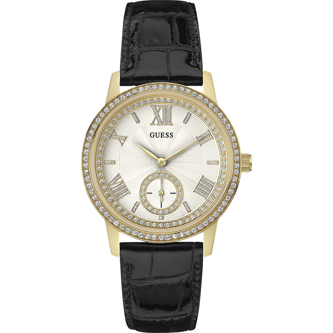 watch only time woman Guess Gramercy W0642L2