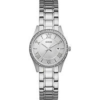 watch only time woman Guess Greenwich W0985L1