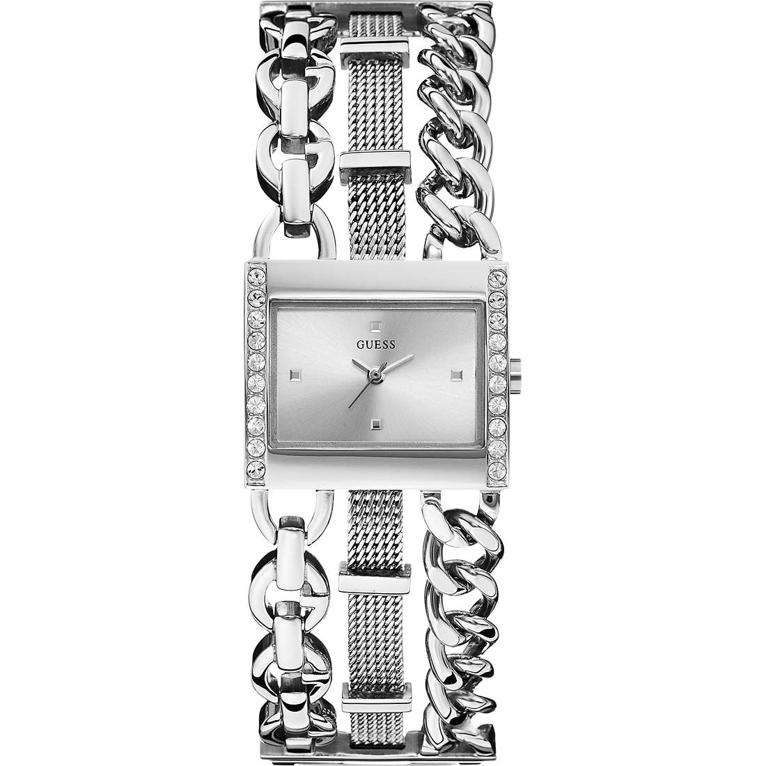 watch only time woman Guess HARMONY W0433L1