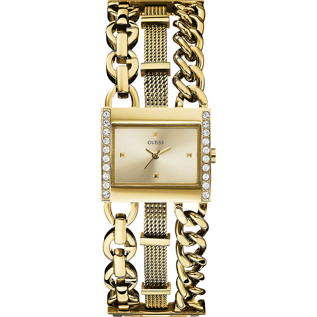 watch only time woman Guess HARMONY W0433L2