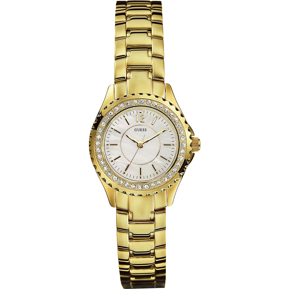 watch only time woman Guess I11068L1