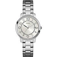 watch only time woman Guess Kismet W0929L1