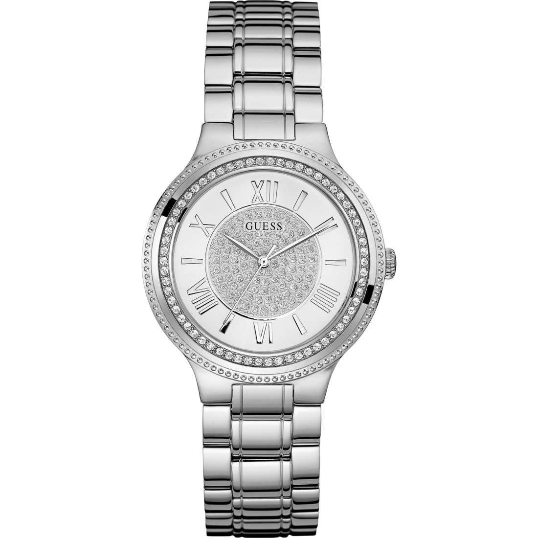 watch only time woman Guess Madison W0637L1