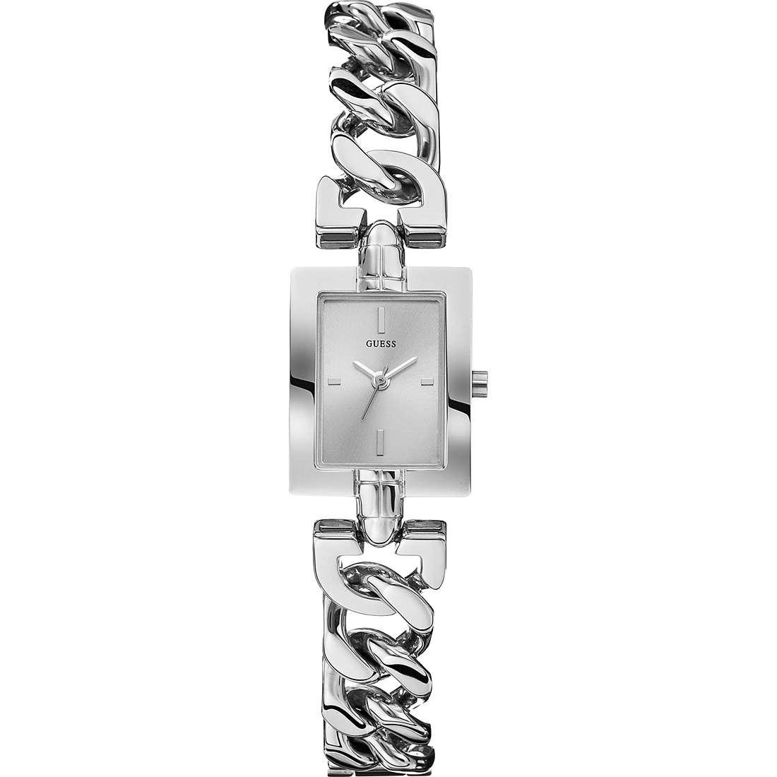 watch only time woman Guess MINI MOD W0437L1