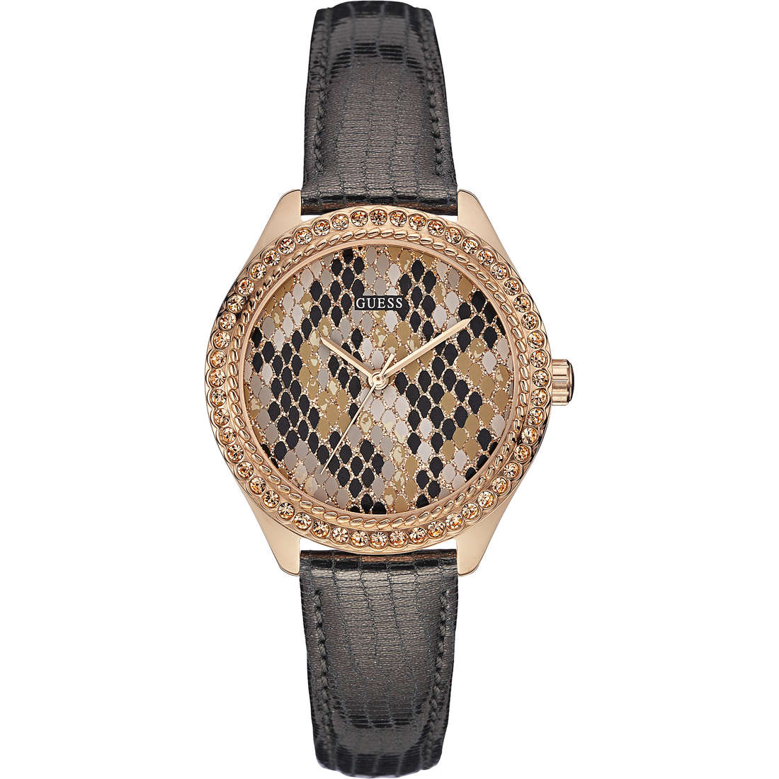 watch only time woman Guess Mini Mystical W0626L2