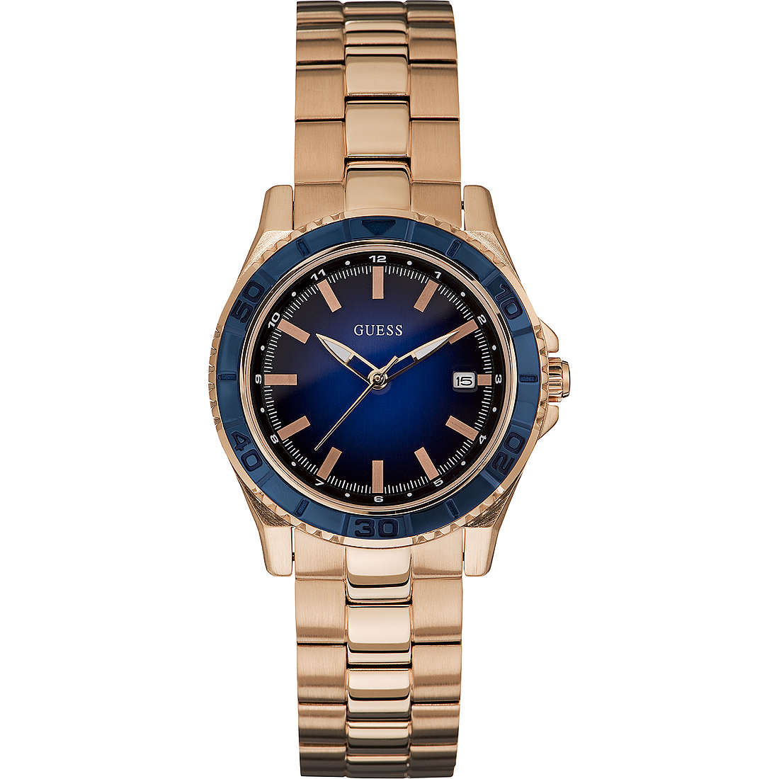watch only time woman Guess MINI PLUGGED W0469L2