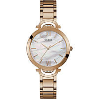 watch only time woman Guess Opal W1090L2
