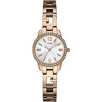 watch only time woman Guess Rose Gold W0568L3