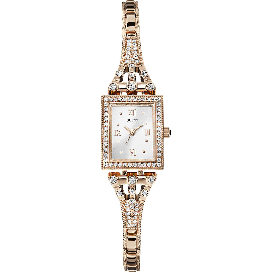 watch only time woman Guess Scarlett W0430L3