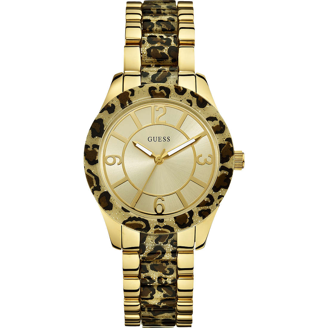 watch only time woman Guess Settembre 2013 W0014L2