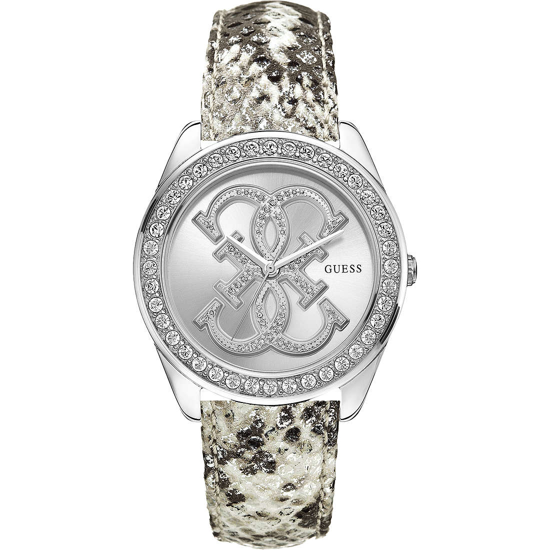 watch only time woman Guess Settembre 2013 W0023L3