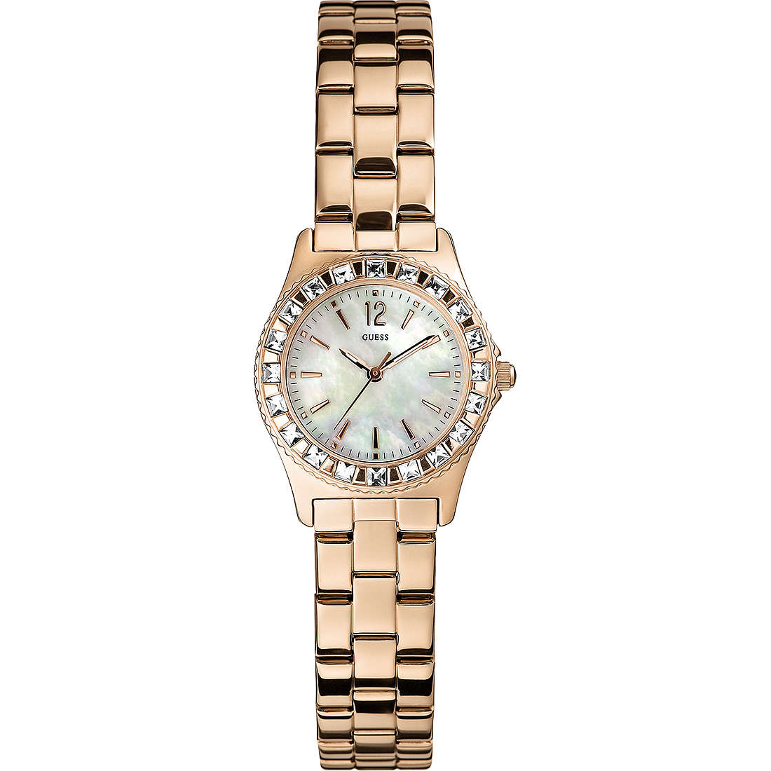 watch only time woman Guess Settembre 2013 W0025L3