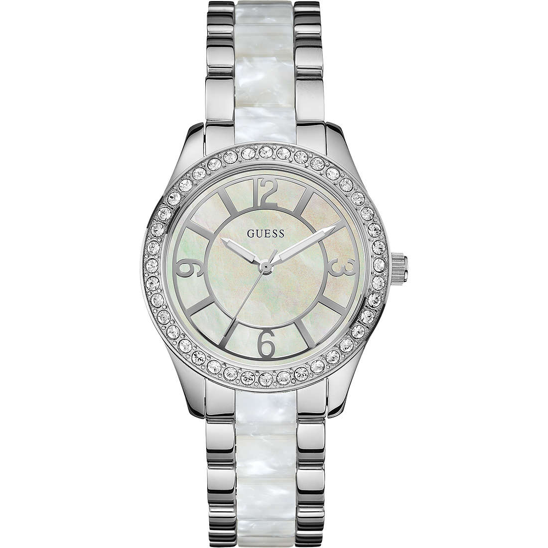 watch only time woman Guess Settembre 2013 W0074L1