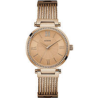 watch only time woman Guess Soho W0638L4