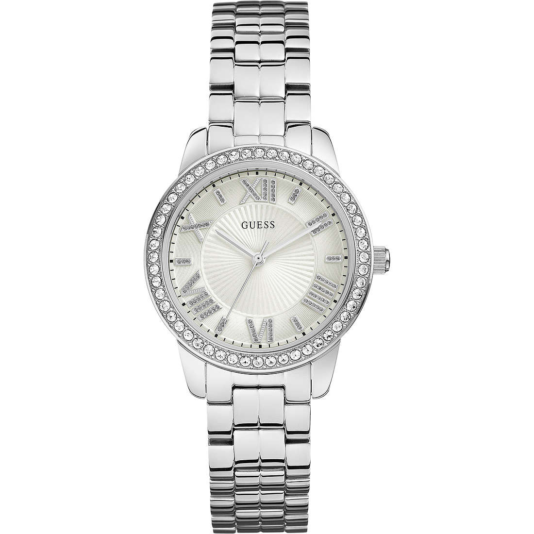 watch only time woman Guess Sport-Chic W0444L1