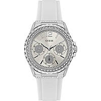 watch only time woman Guess Starlight W0846L8