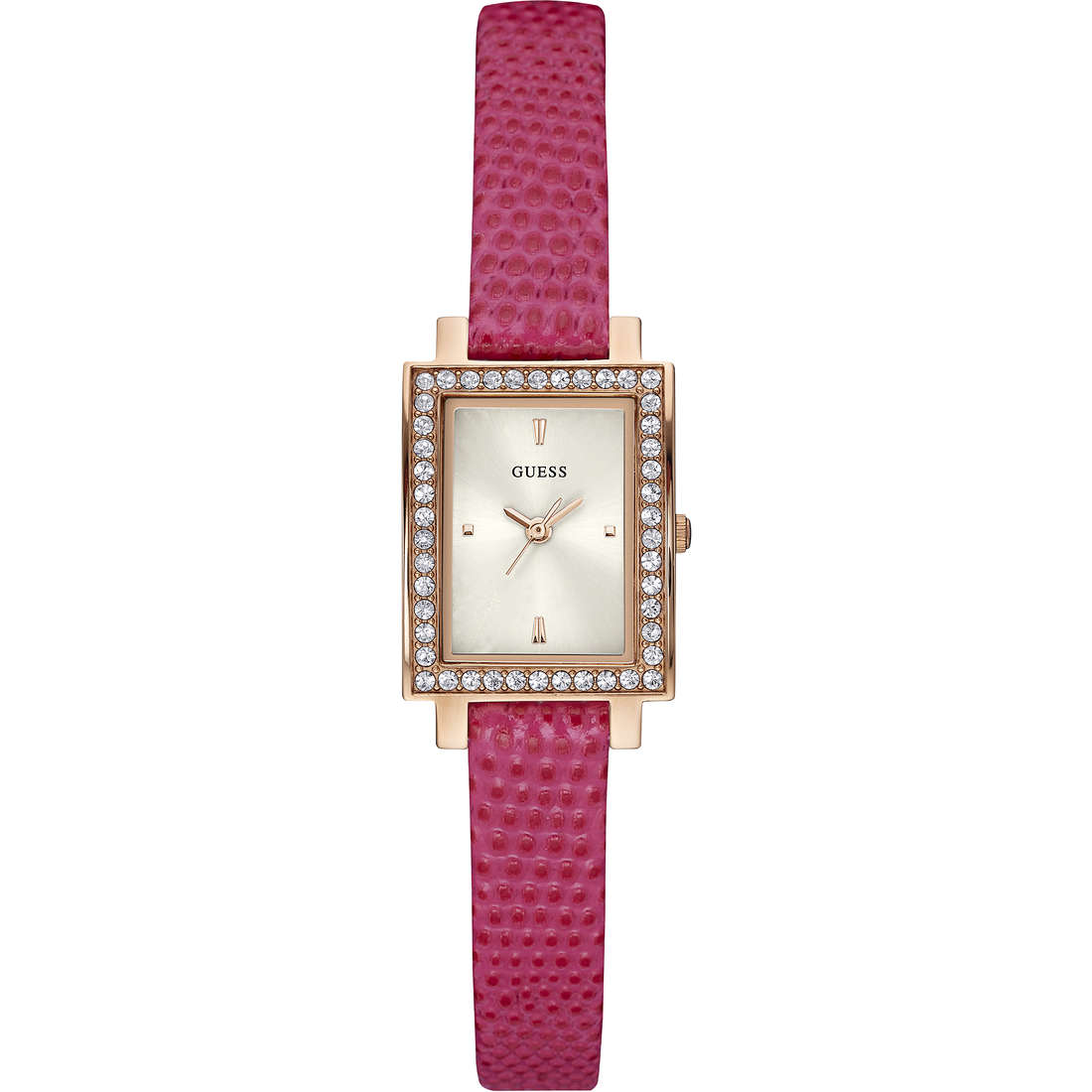 watch only time woman Guess Sweetheart W0734L6