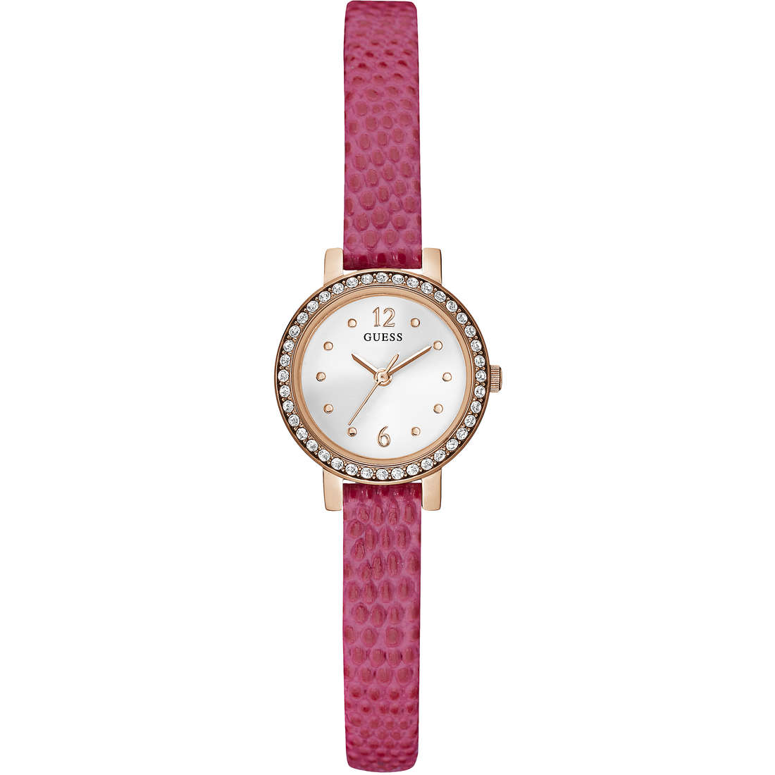 watch only time woman Guess Sweetheart W0735L5