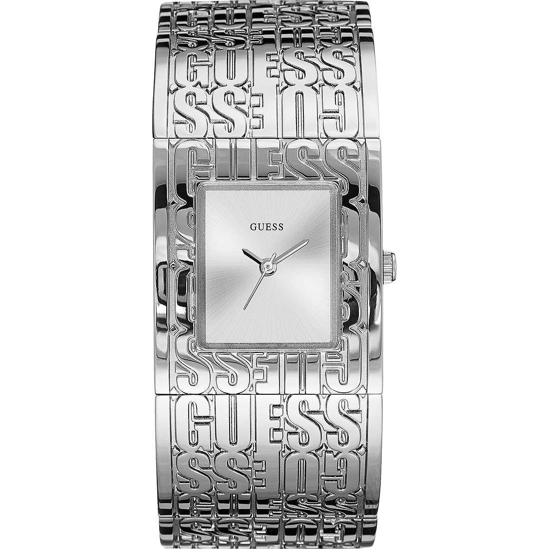 watch only time woman Guess Trend Blue W0577L1