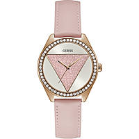 watch only time woman Guess Tri Glitz W0884L6