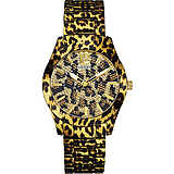 watch only time woman Guess W0001L2