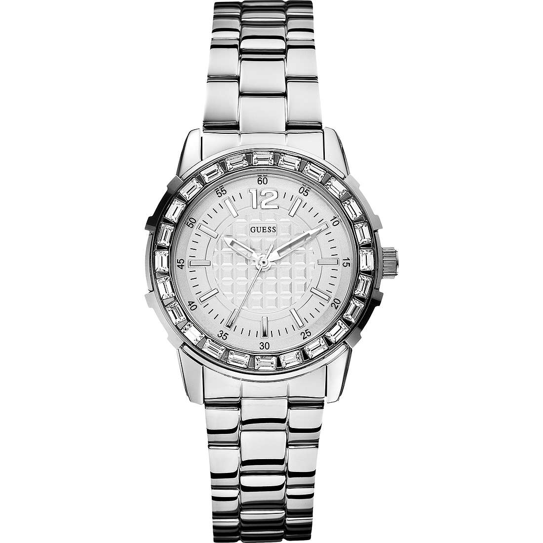 watch only time woman Guess W0018L1
